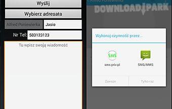 Bramka sms sms.priv.pl