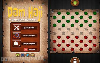 Dam haji (checkers)