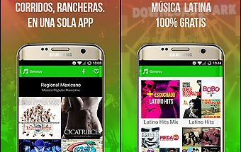 Radiulo música mexicana