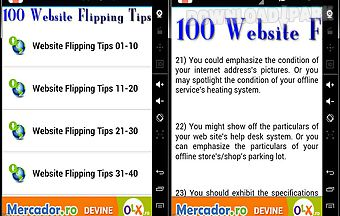 100 website flipping tips 2014