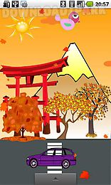 2d autumn in japan live wallpaper