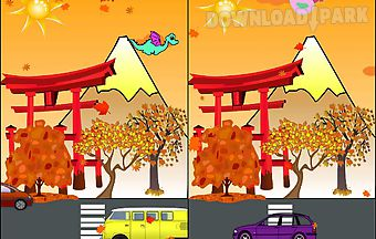 2d autumn in japan live wallpape..
