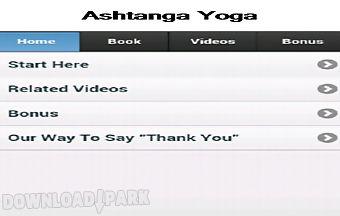 Ashtanga yoga app