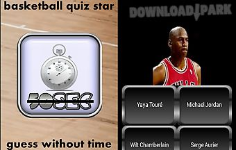 Basketball quiz star
