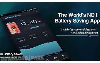 Du battery saver丨power doctor