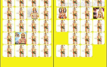 Lord hanuman memory game free