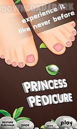 princess pedicure