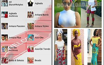 African fashion styles 2016