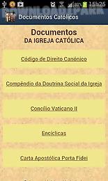 documentos da igreja