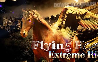 Flying horse extreme ride