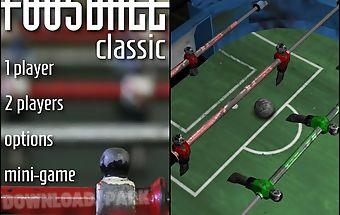 Foosball classic