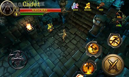 ninja adventure time:dark path