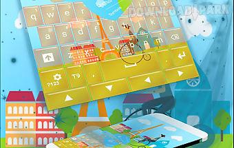 Paris keyboard free