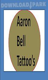 aaron bell tattoos