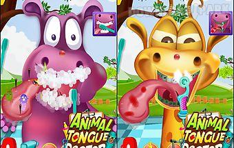 Animal tongue doctor