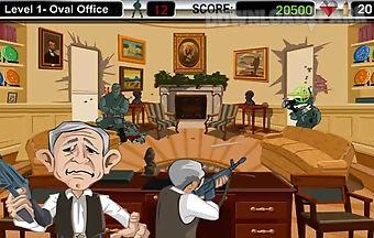 Bush sniper shooting free