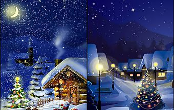 Christmas night by jango lwp stu..
