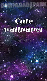 cute wallpaper: infinity