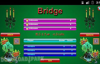 Did bridge
