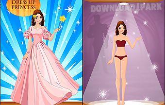 Dress up princess free