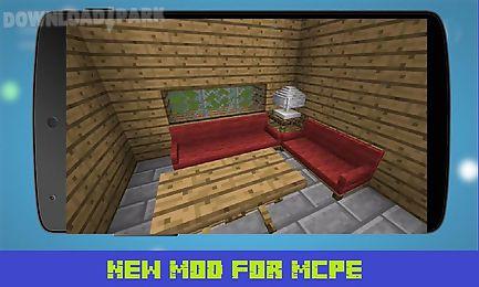 Furniture Mod For Minecraft Pe Android Spiel Kostenlose