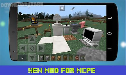 Furniture Mod For Minecraft Pe Android Spiel Kostenlose