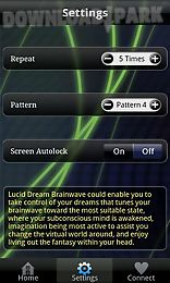 lucid dream brainwave
