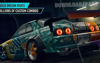 Need for speed no limits customa..
