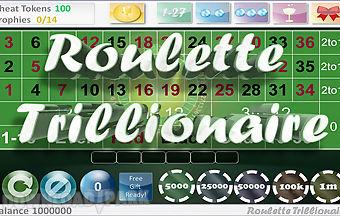 Roulette trillionaire free