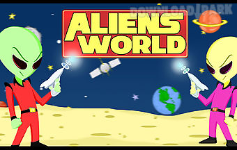 Save aliens world