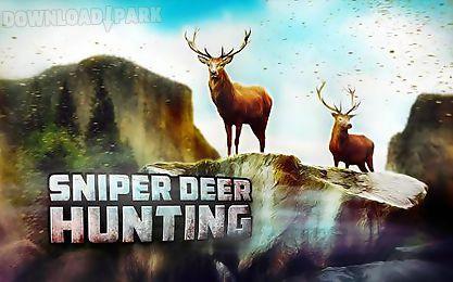 sniper game: deer hunting