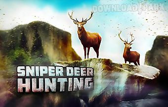 Sniper game: deer hunting