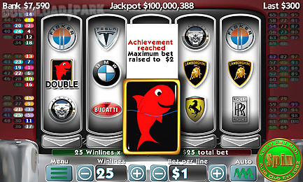 top cars slots