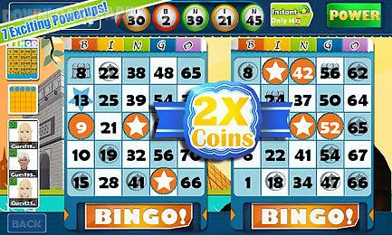bingo fever - free bingo game