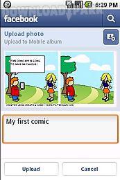comic & meme creator