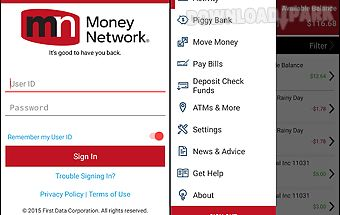 Money network® mobile app