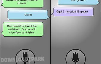 Voice assistant (italiano)