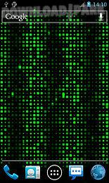 digital pixel live wallpaper