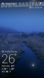 go weather forecast & widgets