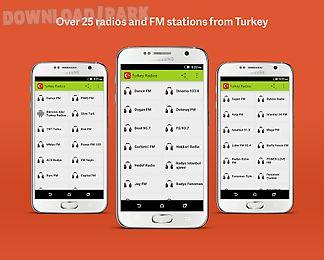 turkey radios