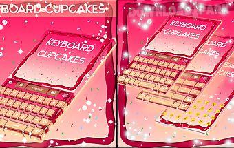 Keyboard cupcakes