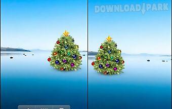 New year tree (widget)
